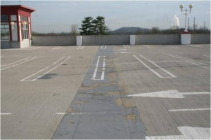 Parking Garage Coating Repair